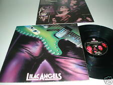 LILAC ANGELS Hard To Be Free - 1978 Germany LP EX+