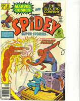 Spidey Super Stories #20 1976 Spider-Man Scarce Marvel Comics US comics