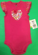 SWEET BABY/TODDLER GIRL'S 'BABY STARTERS' 1-PC ROMPER/CREEPER SZ 18M NWT MSRP:20