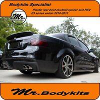 MR BODYKITS REAR BOOT BOBTAIL SPOILER WING SUIT HSV E3 HSV CLUBSPORT/GT/811