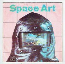 """SPACE ART Vinyl 45T 7"""" SPEEDWAY - ODYSSEY  Musique électronique - CARRERE 49338"""