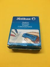Pelikan  BW 40 W.GERMANY Box With 23 Erasers New Old Stock