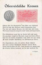 Nr.18115 PK Österreichische Kronen