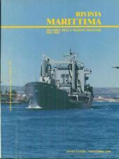 RIVISTA MARITTIMA 11/ NOVEMBRE 1990  AA.VV. RIVISTA MARITTIMA 1990