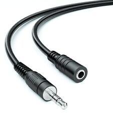 3m Klinkenkabel Klinke Verlängerung 3,5mm Stereo AUX Klinke Verlängerungskabel