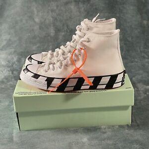 Size 7 Converse Chuck 70 x Off-White Brand New 163862C