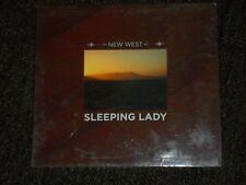 New West Sleeping Lady (CD, 2009) sealed