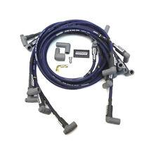 MOROSO Ultra 40 SBC 305 350 Spark Plug Wires 90 Degree Boots HEI Under Header