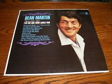 DEAN MARTIN REMEMBER ME I'M THE ONE WHO LOVES YOU LP ALBUM