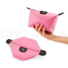 Cosmetic Beauty Makeup Bag Case Organizer Zipper Holder Handbag Travel Toiletry
