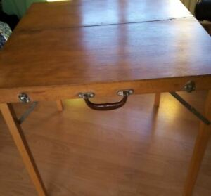 Antique round table
