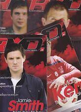 Aberdeen Home Programmes Season 2008-2009