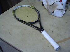 Head 1.X3 Midplus Graphite Tennis Racquet w Pro Overwrap 4 1/4