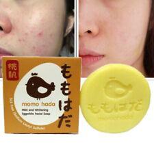 <<FREE SHIPPING>>Momo Hada Mild and Whitening Eggwhite Facial Soap
