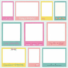 Happy Place LA LA LAND 12x12 Double-Sided Scrapbooking (2)PCS Paper