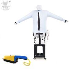 EOLO Centros Planchado Secadoras Camisas Robot Plancha Ropa SA11 + Cepillo SB04