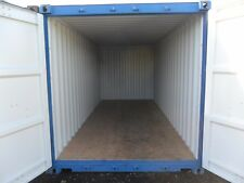 20FT SELF STORAGE STEEL CONTAINER FOR RENT / HIRE IN BACKWORTH £70 PER MONTH