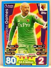 Match Attax 2017/18 Premier League - #308 Heurelho Gomes - Watford