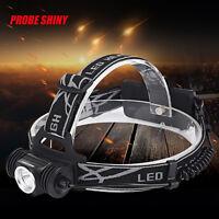 10000Lm XM-L T6 LED 18650 Headlamp Headlight Flashlight Head Light Lamp Torch