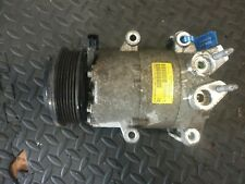 2014 FORD FOCUS 1.6 TDCI DIESEL AIR CON COMPRESSOR AC PUMP AV11-19D629-BB