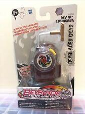 Beyblade Rare Hasbro Rev Up Launcher Metal Fight