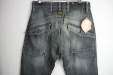 G-Star Regular Distressed Mid Rise Jeans for Men