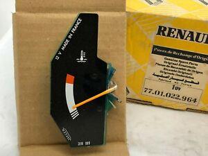 Renault R18 Temperature gauge Indicateur de température 7701022964 Genuine NOS