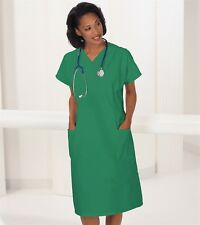 Ten  Scrub dress Only Green Jade Only Medium