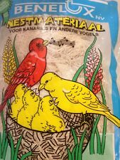 Lot (6 Bags) Of Sharpi Nesting Material