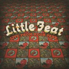 Little Feat ‎- Live From Neon Park (2018)  2CD  NEW/SEALED  SPEEDYPOST
