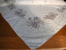 Unbranded Cotton Blend Floral & Nature Tablecloths