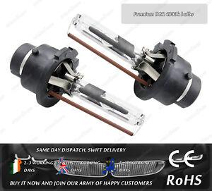 Xenon HID 66250 85126 GE 53510 D2R 35W 4300k White Main Dipped Beam Light Bulbs