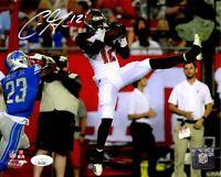 Chris Godwin autographed signed 8x10 photo NFL Tampa Bay Buccaneers JSA COA