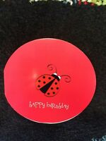"""5 Pack of Paper Eskimo """"Lady Beetle"""" Happy Birthday Greeting Card"""
