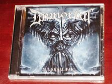 Immortal: All Shall Fall CD 2009 Nuclear Blast Records USA NB 2303-2 Jewel NEW