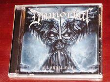 Immortal: All Shall Fall CD 2009 Nuclear Blast Records USA NB 2303-2 Jewel NEW