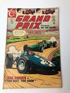 Vintage Grand Prix Formerly Hot Rod Racers no 17