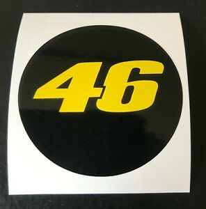 Rossi DECALS STICKERS SET OF 4 .......  NEW