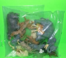 1970s BRITAINS ANIMALS WILD-ZOO X 20  MINT IN FACTORY  DISPLAY BAG RARE LOT