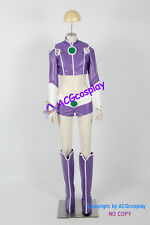 Starfire cosplay costume include buckle props acgcosplay include boots covers