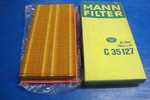 Filtre à air Mann Filter pour: Volvo: 850, C70, V70, S70