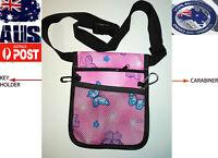 Nurse Pouch Doctor Physio Waist Bag Extra Pocket FREE Key ring tourniquet holder