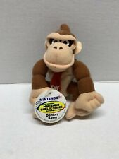 Donkey Kong Bean Bag Plush Keychain - Nintendo 64 Licensed Product -New w/Tag