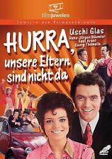 Hurra, unsere Eltern sind nicht da - Uschi Glas & Eddi Arent - Filmjuwelen DVD