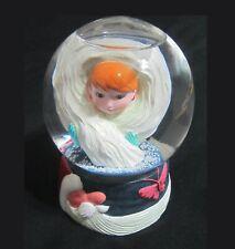 Vtg Neiman Marcus Dept 56 Catalog Fashion Lady Musical Snow Globe Winter Xmas