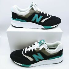 New Balance CM997HCT Blue Navy White Men Running Shoes Sneakers Size 10.5 M New