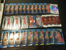 2017-18 PRIZM OPTIC OG ANUNOBY ROOKIE LOT X 30 W/ RED BLUE FAST HOLO DONRUSS