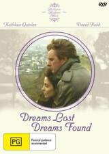 DREAMS LOST, DREAMS FOUND - KATHLEEN QUINLAN - DVD - FREE LOCAL POST