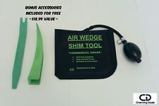 Air Wedge Inflatable Pump Locksmith Car Door Pry Bar Tool USA SELLER-SHIPS FREE