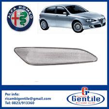 Alfa Romeo 147 RY 2004 LUCCIOLA FANALE FRECCIA LATERALE BIANCO SINISTRA